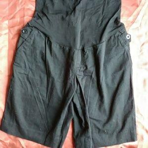 🤰Motherhood maternity Black shorts